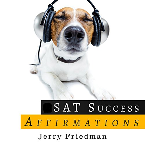 SAT Success Affirmations audiobook cover art