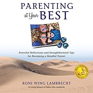 Parenting at Your Best audiobook cover art