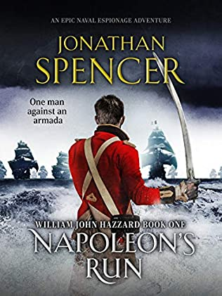 book cover of Napoleon\'s Run