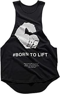 gym aesthetics tank top