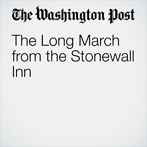 『The Long March from the Stonewall Inn』のカバーアート