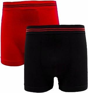 Jzy Qzn Breathable Mesh Design Boxers for Men Copper Antibacterial Seamless Short Leg Anti Chafing Briefs