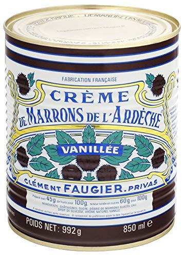 Clement Faugier Die originale Maronencreme aus Frankreich 992 Gramm
