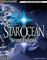 STAR OCEAN - Second Evolution Official Strategy Guide de BradyGames