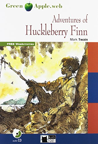 Adventures of Huckleberry Finn. Con espansione online. Con CD Audio [Lingua inglese]: Adventures of Huckleberry Finn + audio CD + App