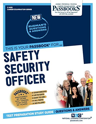 Safety Security Officer (Career Examination Series)