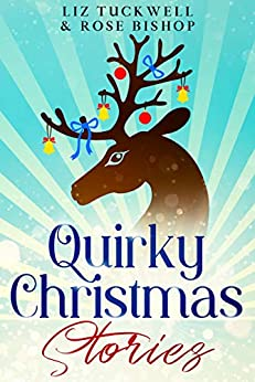 Book cover image for Quirky Christmas Stories