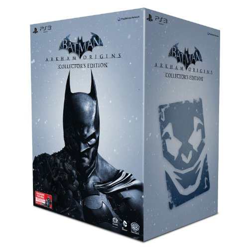 mächtig der welt Batman: Arkham Origins – Sammleredition (Amazon.de Limited) – [PlayStation 3]