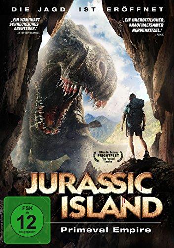 Jurassic Island - Primeval Empire [Reino Unido] [DVD]