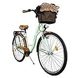 Milord. Cómoda Bicicleta de Ciudad, Bicicleta, 1 Velocidades, Rueda de 26, Mente