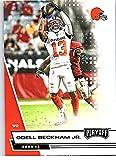 Football NFL 2020 Playoff #39 Odell Beckham Jr. NM-MT Browns