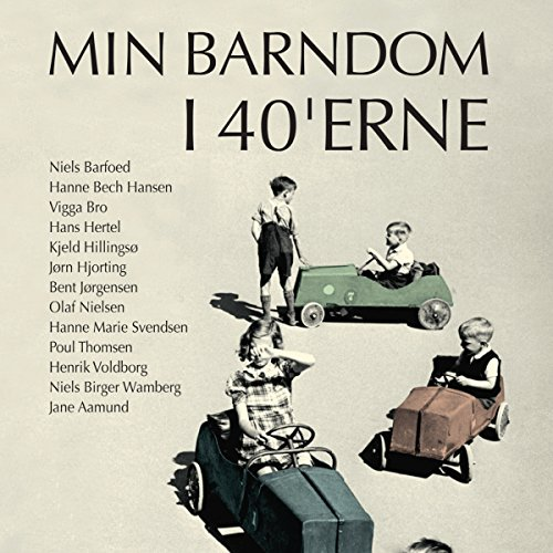 Min barndom i 40'erne audiobook cover art