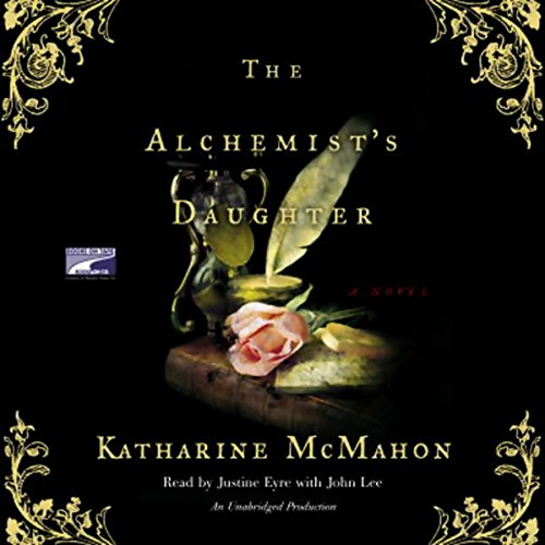 The Alchemist's Daughter audiobook cover art