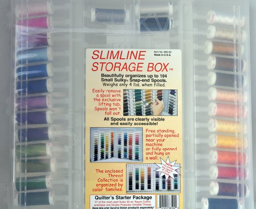Great Price! Sulky Quilters Starter Package 885-02