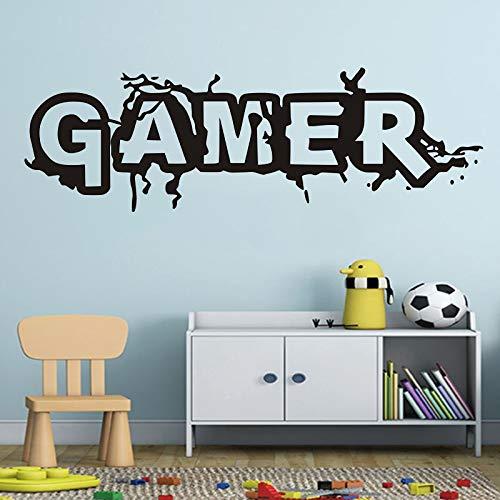 Creative Gamer Riss Wandaufkleber für...