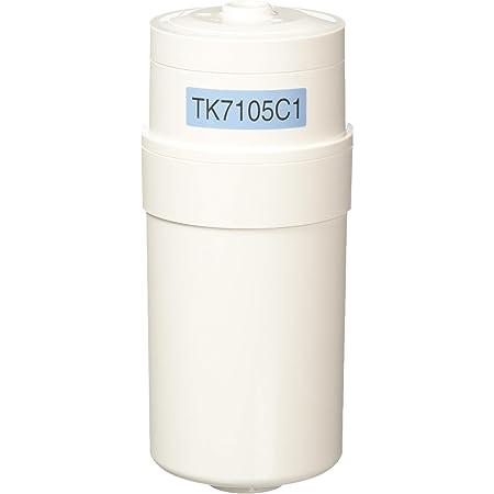 パナソニック アルカリイオン整水器用 交換カートリッジ 1個 TK7105C1