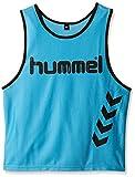 Hummel Fundamental Training - Camiseta de entrenamiento para niños, color neon blue, talla S