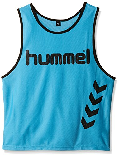 Hummel Kinder Leibchen FUNDAMENTAL TRAINING BIB, Neon Blue, S