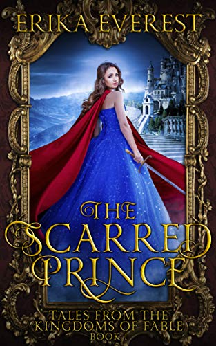 Book Cover for The Scarred Prince