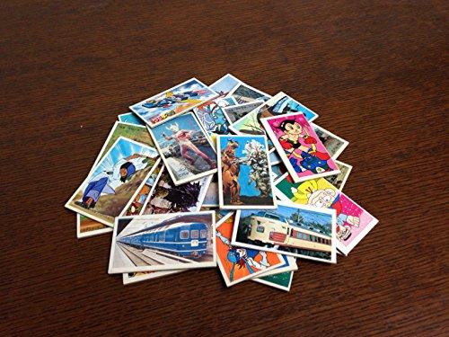 昭和レトロ なつかしのメンココレクション 30枚セット ※1960年代~80年代に製作された保存状態の良...