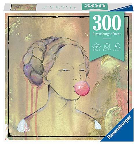 Ravensburger Puzzle, Chewing Gum, Puzzle 300 Piezas, Línea Puzzle Moment, Puzzle Adultos, Rompecabeza de Calidad