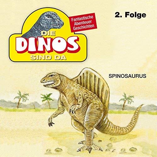 Couverture de Spinosaurus