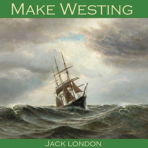 Make Westing audiobook cover art