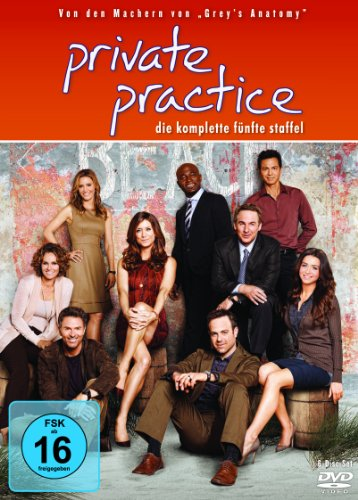 Private Practice - Die komplette fünfte Staffel [6 DVDs]