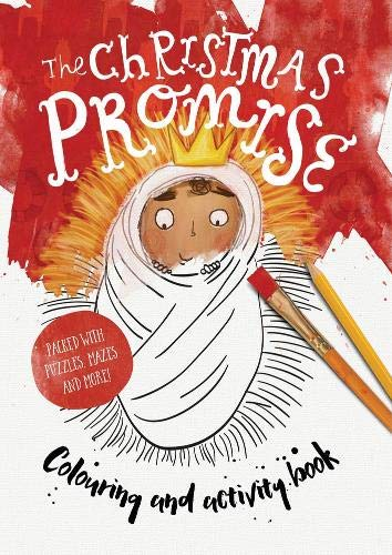 The Christmas Promise Coloring and Activity Book (Tales That Tell the Truth)