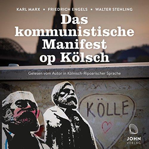 Das kommunistische Manifest op Kölsch Titelbild
