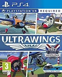 Ultrawings is the ultimate hobbyist flight game! Unique blend of Simulation and arcade Pilot 4 distinct aircraft using your virtual hands for an unparalleled flight experience! Soar around 4 unique, beautifully stylized islands! Earn money to buy new...