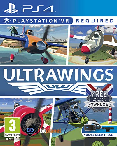 Ultrawings (PSVR) (PS4)
