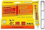 化痔靈-膏 High Strength Fargelin hemorrhoidal Ointment 20g (Extenal, 1 Pack)