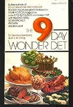 Best nine day wonder diet Reviews