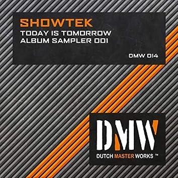 Today Is Tomorrow Album Sampler 001