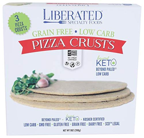 Crusts, Liberated Paleo Pizza