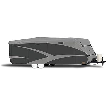 Gray 317-34 ADCO 52246 Designer Series SFS Aqua Shed Travel Trailer RV Cover