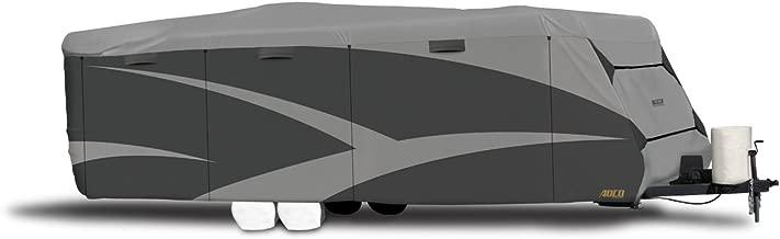 ADCO 52240 Designer Series SFS Aqua Shed Travel Trailer RV Cover - 18'1