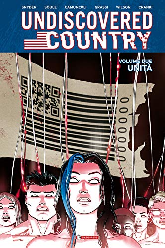 Undiscovered country. Unità (Vol. 2)