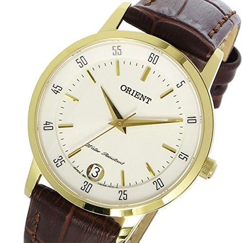 『オリエント ORIENT クオーツ レディース 腕時計 SUNG6003W0 ホワイト[逆輸入品] [並行輸入品]』の1枚目の画像