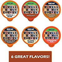72-Count Decaf Flavored Coffee Variety Pack