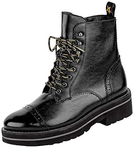 Paul Green Damen Boots schwarz Gr. 40½
