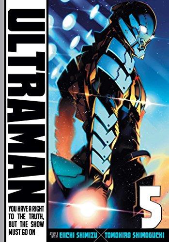 Ultraman Volume 5