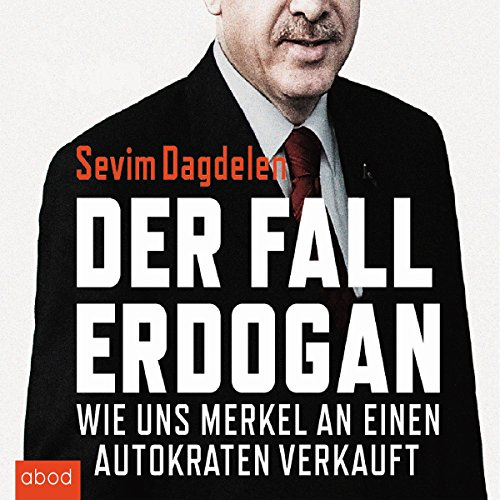 Der Fall Erdogan audiobook cover art