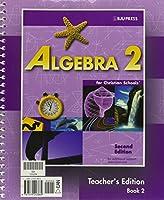 Algebra 2 for Christian Schools
