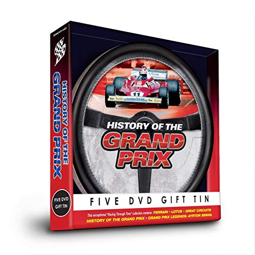 History of the Grand Prix Gift Tin [DVD] [UK Import]