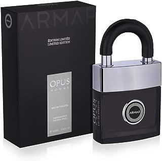 Armaf Opus EDT Men New in Box, 3.4 oz