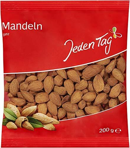 Jeden Tag Mandeln ganz Beutel, 200 g
