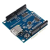 USB Host Shield Compatible for Arduino MEGA 2560 1280 Support Google Android ADK & USB HUB Function