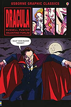 Paperback Dracula (Graphic Stories) Book